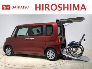 ダイハツ タント スローパーXSAIII リヤシート付 福祉車両/車いす移動車