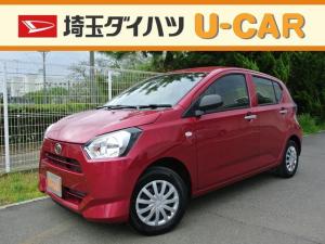 ダイハツ ミライース L・デモカーUP・走行1397キロ・純正マット