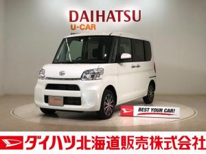 ダイハツ タント X VS SAIII 4WD CD