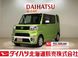 ダイハツ ウェイク L レジャーエディションSAIII 4WD ナビ