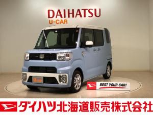ダイハツ ウェイク L SAIII 4WD ナビ