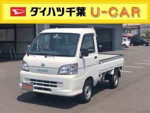 ダイハツ ハイゼットトラック スペシャル 4WD/エアコンレス