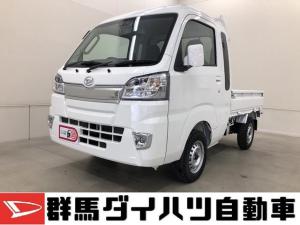ダイハツ ハイゼットトラック ジャンボSAIIIt 2WDの5段マニアル車
