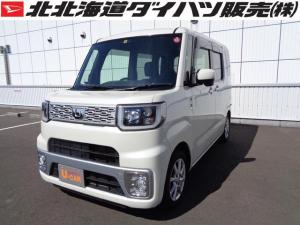 ダイハツ ウェイク X 2WD 純正カーナビ バックモニター ETC車載器