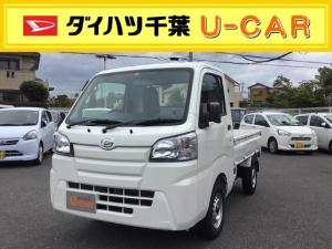 ダイハツ ハイゼットトラック スタンダード農用スペシャル 5MT/4WD 自社リースアップ