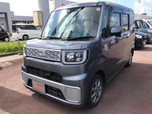ダイハツ ウェイク L SA 4WD オートライト CD/ラジオオーディオ