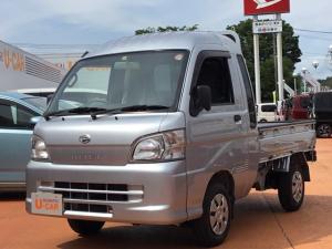 ダイハツ ハイゼットトラック ジャンボ  4WD 3速オートマチック車