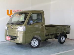 ダイハツ ハイゼットトラック スタンダードSAIIIt 4WD 4速AT