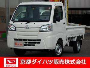 ダイハツ ハイゼットトラック スタンダードSA3t AM/FMラジオチューナー付き 4WD