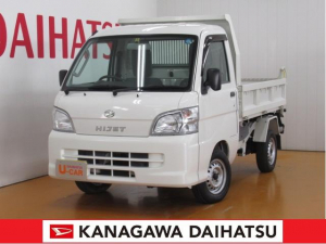 ダイハツ ハイゼットトラック タモクテキダンプPTO 4WD マニュアル車 PTO式ダンプ