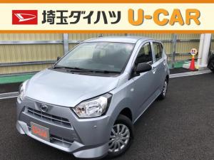 ダイハツ ミライース L SAIII・デモカーUP・走行2339キロ・純正ステレオ