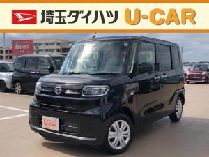 ダイハツ タント X 当社使用車UP 4WD 両側電動スライド バックカメラ