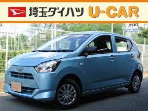ダイハツ ミライース L SAIII・デモカーUP・走行1182キロ