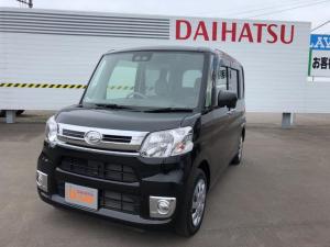 ダイハツ タント Xターボ SAIII 4WD ナビ