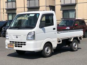 日産 NT100クリッパートラック DX 2WD 5速MT エアコン パワステ