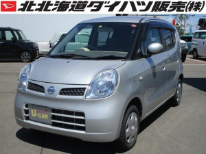 日産 モコ E FOUR オートエアコン CDチューナー シートヒーター
