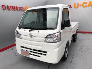 ダイハツ ハイゼットトラック スタンダードSA3t/4WD/5速/LEDヘッドランプ付