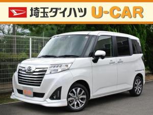 ダイハツ トール カスタムG ターボ SAIII・デモカーUP・走行6091K
