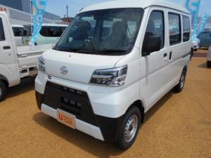 ダイハツ ハイゼットカーゴ スペシャルSAIII 4WD 4A/T