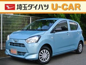 ダイハツ ミライース L SAIII・走行922キロ・デモカーUP車・CDラジオ