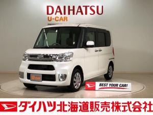 ダイハツ タント Xターボ SAII 4WD ナビ