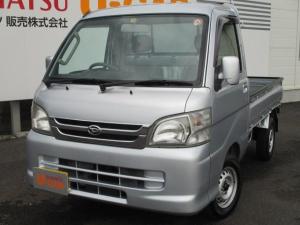 ダイハツ ハイゼットトラック EXT 4WD MT車