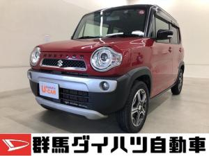 スズキ ハスラー Xターボ 4WD ナビ シートヒーター付