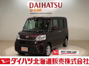 ダイハツ タント L SAIII 4WD CD