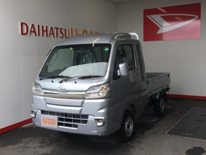 ダイハツ ハイゼットトラック ジャンボSAIIIt 4WD AT キーレスエントリー
