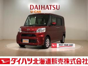 ダイハツ タント X SA 4WD CD