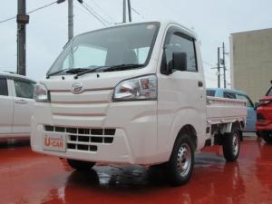 ダイハツ ハイゼットトラック スタンダード 4WD MT車