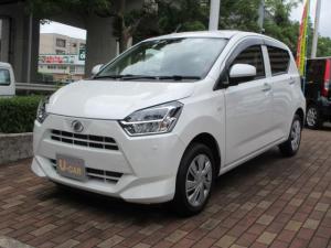 ダイハツ ミライース X SAIII LEDヘッドライト 4WD CDデッキ