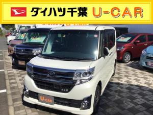 ダイハツ タント カスタムX トップエディションSAIIナビ・バックカメラ付