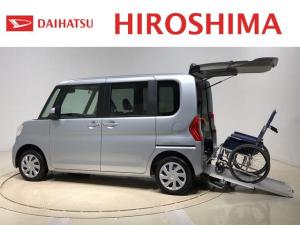 ダイハツ タント スローパーX SAIII リヤシートツキシヨウ 福祉車両