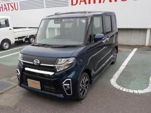 ダイハツ タント カスタムX/2WD/CVT/アルミ付/両側電動スライドドア