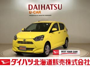 ダイハツ ミライース X SAIII 4WD CD