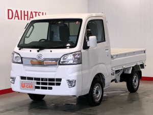 ダイハツ ハイゼットトラック エクストラSAIIIt 4WD 4AT
