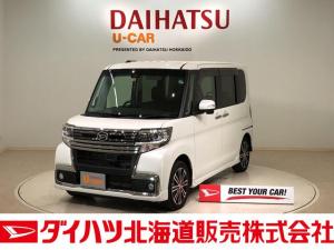 ダイハツ タント カスタムRS トップエディションSAII 4WD ナビ