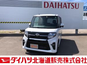 ダイハツ タント カスタムX 4WD CD