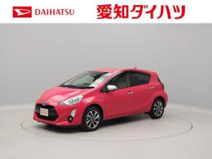 トヨタ アクア S キーフリー メモリーナビ ETC ワンオーナー