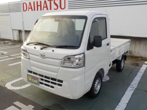 ダイハツ ハイゼットトラック スタンダードSAIIIt 未使用車 4WD 5MT
