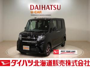 ダイハツ タント カスタムX 4WD ナビ
