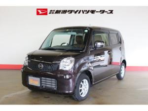 日産 モコ X FOUR 4WD スマートキー CDデッキ 社外アルミ