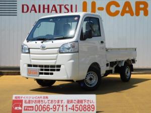 ダイハツ ハイゼットトラック スタンダードSAIIIt 走行距離3,331km 4WD