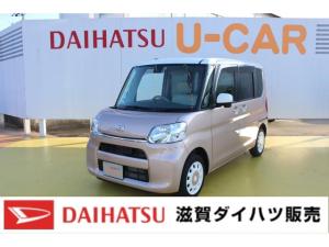 ダイハツ タント X ホワイトアクセントSAII ナビ TV CD Bカメラ