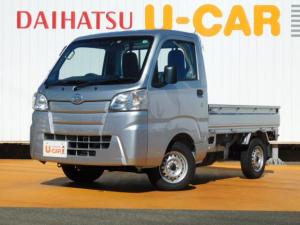 ダイハツ ハイゼットトラック スタンダードSAIIIt 走行距離4,411km 4WD