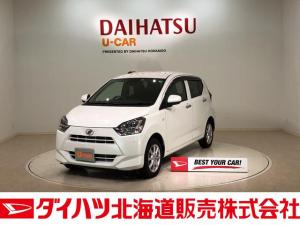ダイハツ ミライース G SAIII 4WD ナビ
