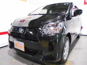 ダイハツ ミライース G リミテッドSAIII 4WD車 ワンダフルクレジット対象車両