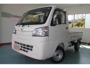 ダイハツ ハイゼットトラック スタンダード 農用スペシャル 4WD 5MT ラジオ