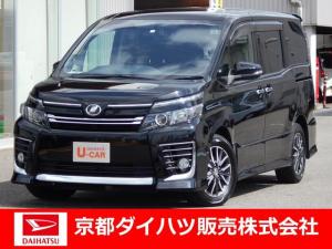 トヨタ ヴォクシー ZS  ナビ・ETC・ドラレコ・マットバイザー・バックカメラ